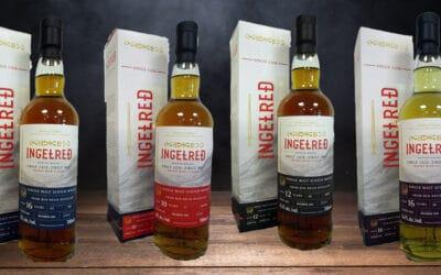 Ingelred Ben Nevis bijzondere serie whisky