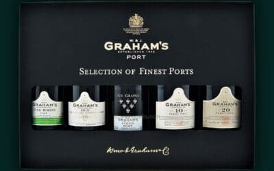 Cadeautip voor Vaderdag Graham's Selection Port Gift Pack